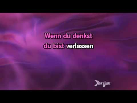 Karaoke Die Rose (Live) - Helene Fischer *