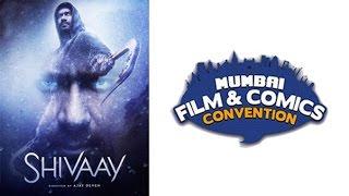 SHIVAAY   Ajay Devgan Turns In To Kids At Shivaay Comics Launch   Bollywood 2016