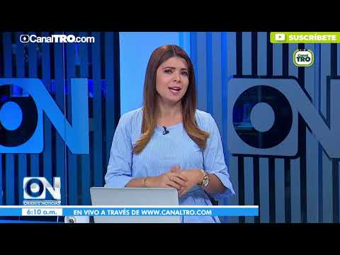 Oriente Noticias primera emisión 25 de junio
