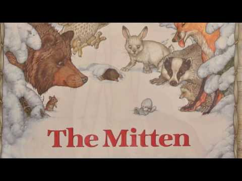 The Mitten Read Aloud - With Music and Animal Sounds