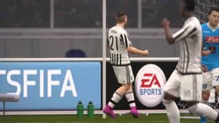 Napoli - Juventus Streaming Full Match Fifa 16 PC