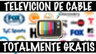 VER TELEVISIÓN DE PAGA GRATIS / 2018 / FroylanSanchez