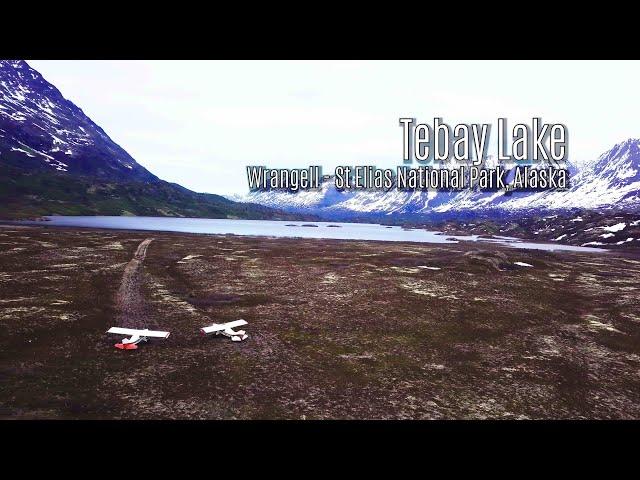 Tebay Lake Airstrip | Wrangell - St. Elias National Park, Alaska | Geoff Oliver
