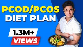 FREE PCOS/PCOD Diet Plan - Weight Loss / PCOS Cure Diet | BeerBiceps Women's Health