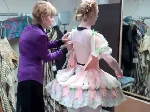 Colorado Ballet Behind the Scenes - Costume Shop