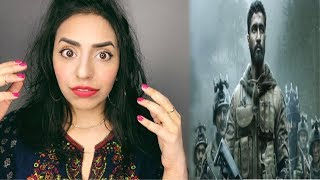 Pakistani Reacts to | URI | Official Teaser | Vicky Kaushal | Yami Gautam