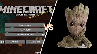 I started a Minecraft survival series! #1