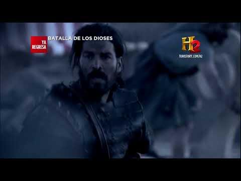 Batalla de los Dioses HD | La Iliada y Odisea de Homero Parte 1 | Mitología Griega History Channel