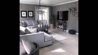 139 interiørbilder fra norske hjem