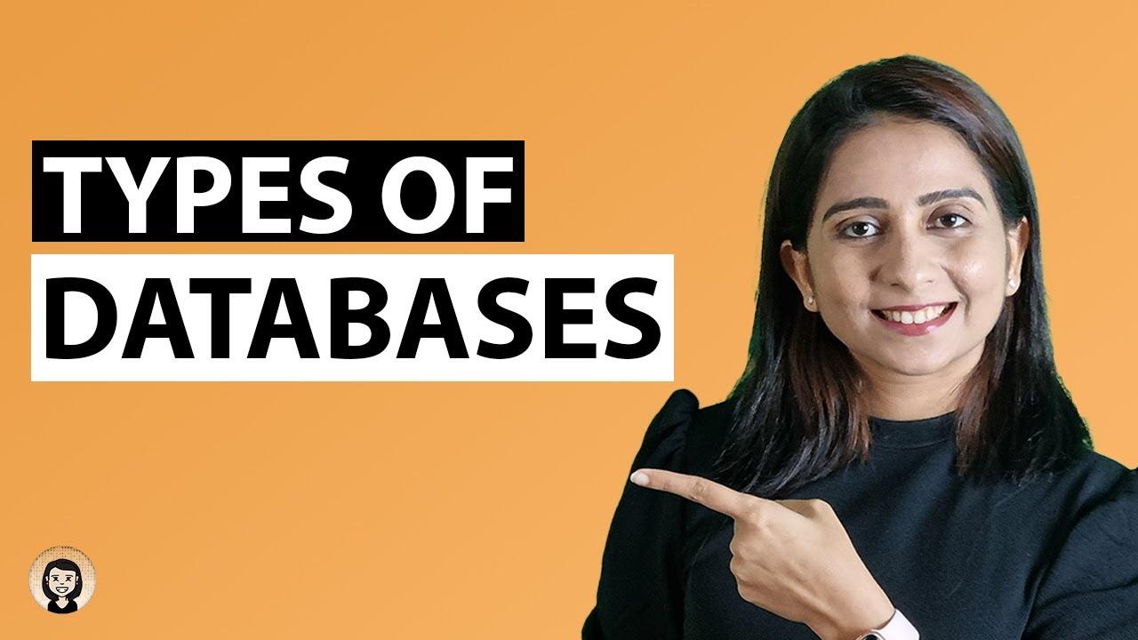 Databases types: SQL, NoSQL, Column, Search, Key Value - System Design Tutorials - Part 6