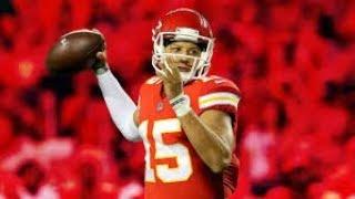 Patrick Mahomes Midseason Highlights 2018-19 || Kansas City Chiefs Football