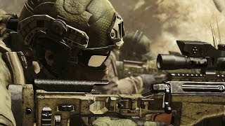 Very Epic Sniper Mission from Third Person Shooter Ghost Recon Future Soldier