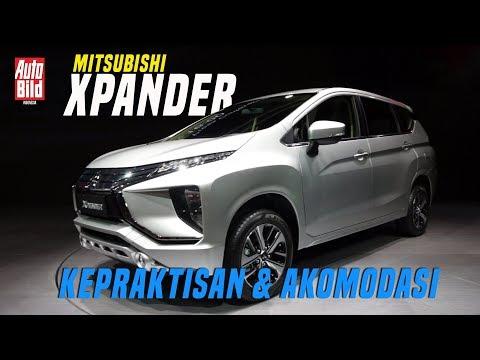 Mitsubishi Xpander Bedah Kepraktisan dan Akomodasi Auto Bild Indonesia