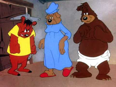 Looney Tunes  Bugs Bunny and the Three Bears