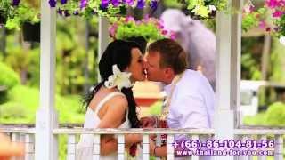 свадьба Самуи, свадьба в Паттайе в Таиланде, свадебная церемония в Паттайе(http://svadbathailand.com/ звонок или смс из России: +(66) 955-109-109 звонок или смс из Таиланда: 09-55-109-109 Пишите нам на почту:..., 2013-06-26T11:11:46.000Z)