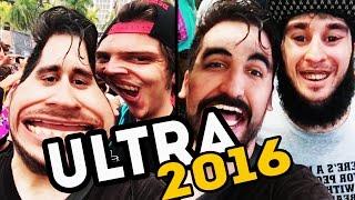 ULTRA MIAMI ME LO CONFIRMÓ - Vlog 2016