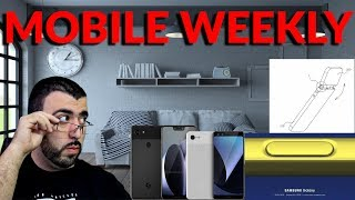 Mobile Weekly Live Ep208 - Bluetooth S Pen Coming To Galaxy Note 9, Galaxy X Update