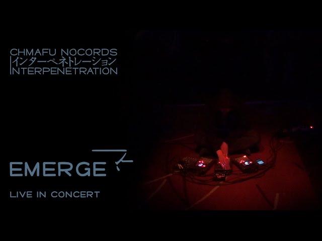 Emerge @ Interpenetration 1.9.2