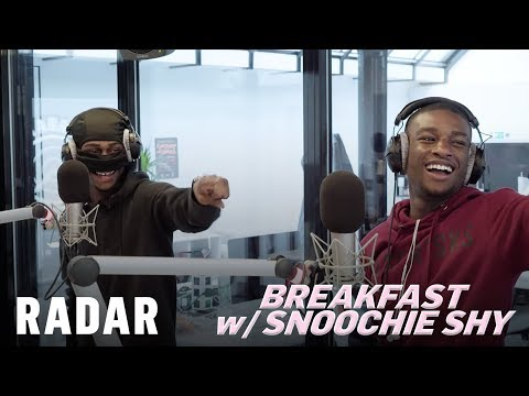 Russ X Taze on Breakfast w/ Snoochie Shy (Freestyle & Interview)