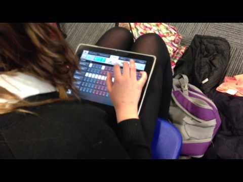 Using the iPad in Music Lessons (FLStudio)