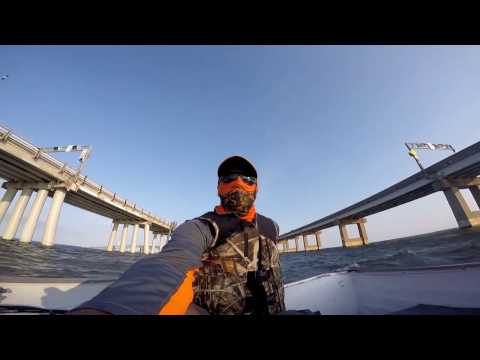 Another Day Fishing At Sandy Point  (bay Bridge)