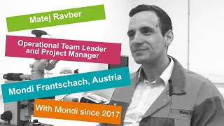 Matej is all about learning from mistakes | Employee stories | Mondi careers