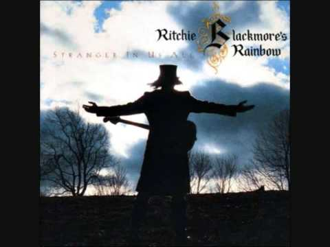 Клип Rainbow - Hall of the Mountain King