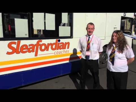 Max Respect Bus Evacuation Project at St. George's Academy, Sleaford