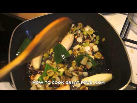 Italian Chicken Tomatoes & Basil recipe