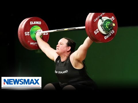 First Transgender athlete to compete in the Tokyo Olympic games   STINCHFIELD on Newsmax