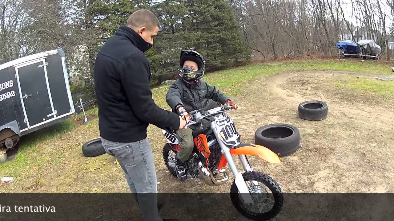 2013 ktm 65 sx first ride youtube Dirt Bikes KTM SXS 65 2013 ktm 65 sx first ride
