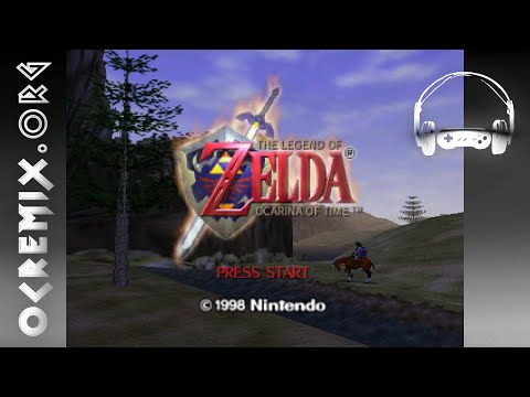 OC ReMix #3168: Legend of Zelda: Ocarina of Time 'The Guru' [Windmill Hut] by The OC Jazz Collective