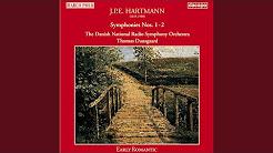 Johan Peter Emilius Hartmann — Orchestral Music - YouTube