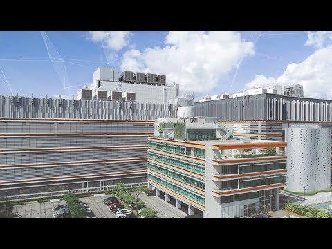 NTT Communications Cloud's Eye View: Data Center Service in Hong Kong