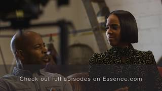 I Turn My Camera On with Lance Gross | Kelly Rowland - Behind the Scenes | L/Studio created be Lexus