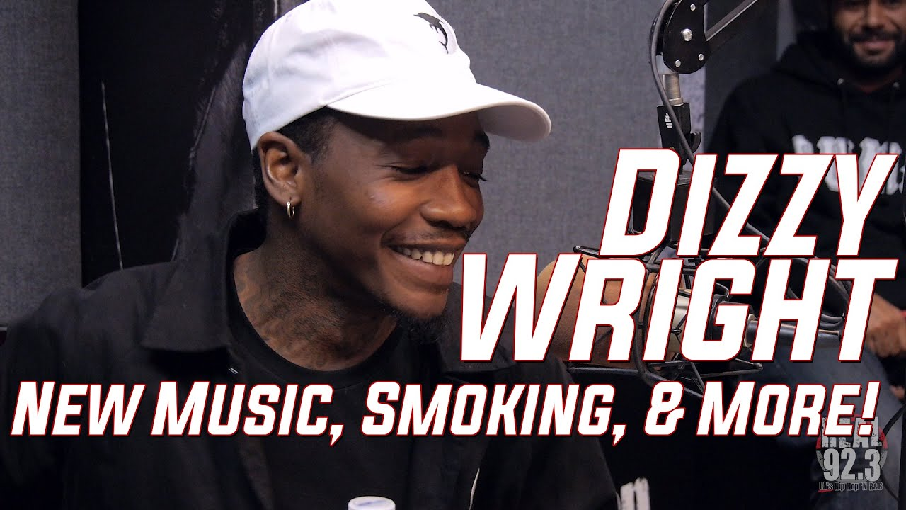 dizzy wright talks about new ep meeting dr dre smoking