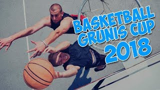 BASKETBALL GRUNIS CUP 2018