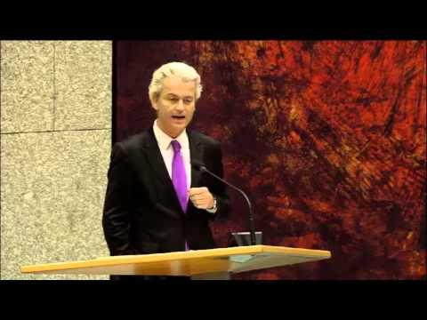 PVV Geert Wilders over de aanslag in Parijs ★ 14-01-2015 HD