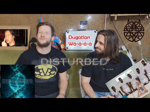 (VISSZA)FEJLŐDÉS? - Disturbed - Evolution (2018)