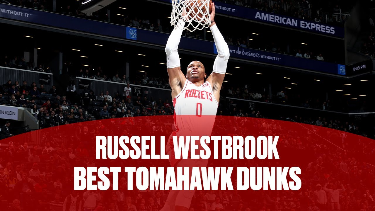 Nobody Can Slow Down Russell Westbrook Driving Full Speed