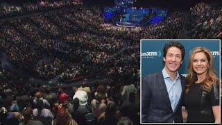 Televangelist Joel Osteen Opens Church Doors for Harvey Victims