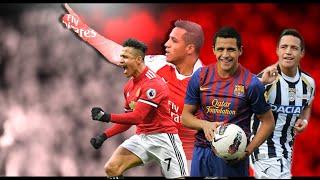 Top 10 Goles de Alexis Sánchez ● HD