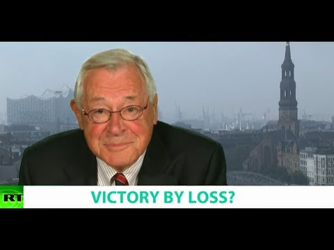 VICTORY BY LOSS? Ft. Theo Sommer, Former Editor-in-Chief of Die Zeit