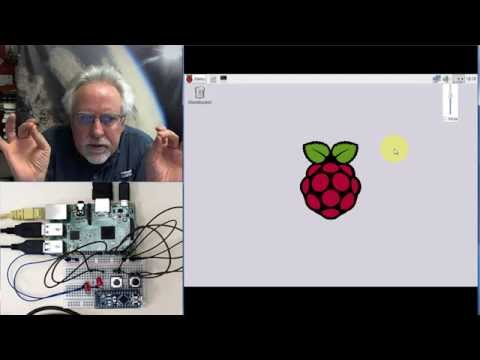Raspberry Pi LESSON 33: Graphical User Interface like Windows