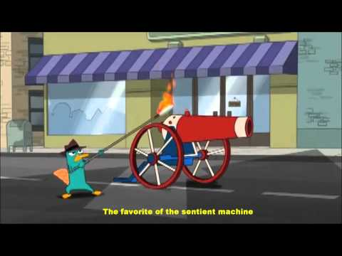 Phineas and Ferb- Weaponary Lyrics