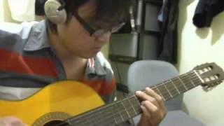 我是一只小小鸟 Wo Shi Yi Zhi Xiao Xiao Niao - 叮当 / 赵传 - FingerStyle Guitar Solo