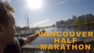 Running the Vancouver Half Marathon - 2018