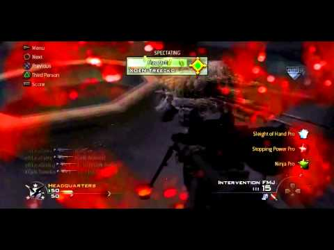 XGeN vs eXiLe | Modern Warfare 2  | PS3