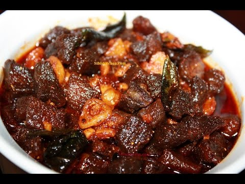 Kerala Fish Pickle/Meen Achar...