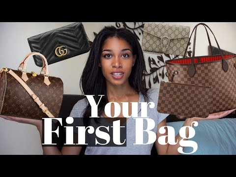 DON'T BUY THE NEVERFULL FIRST!  |  Choosing your 1ST Designer Bag  |  KWSHOPS